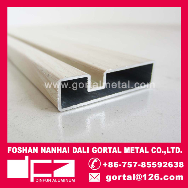 6063 aluminum extruded