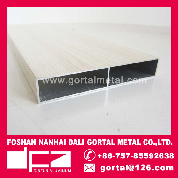 6063 extruded aluminum profile