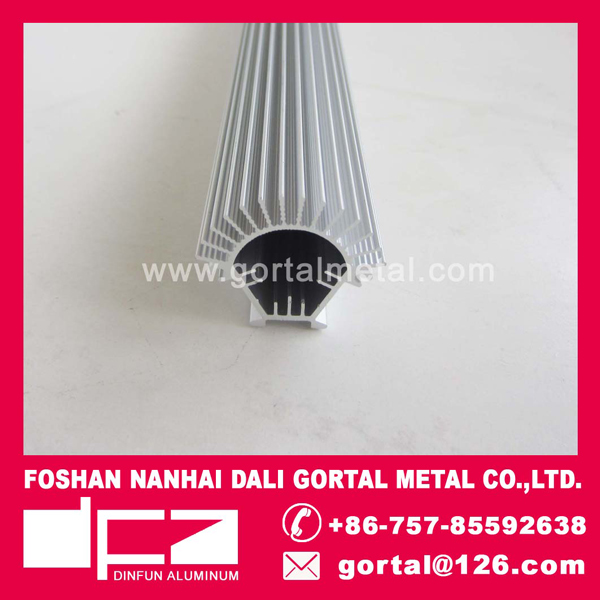 Aluminum LED daylight lamp
