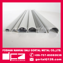 Aluminum extruded LED TUBE series