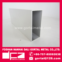 40x100 powder coat RHS square pipe