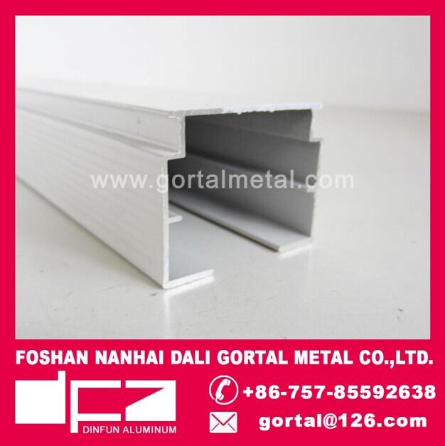 aluminum vertical blind anodize