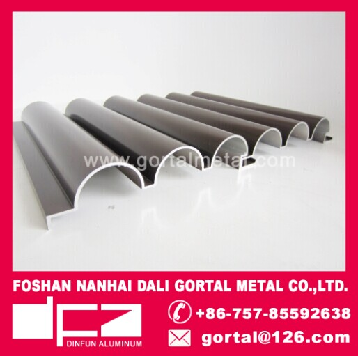 shopping mall decorative aluminum wall panel
