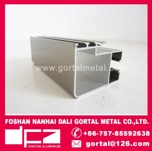 aluminum extruded doors profile