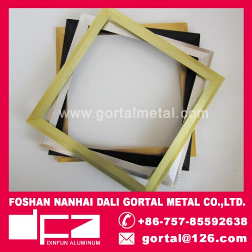 6063 aluminum panel light frame