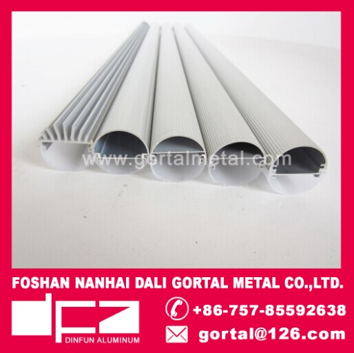 aluminum T6 T8 LED TUBE