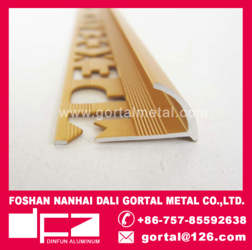aluminum flooring edge trim