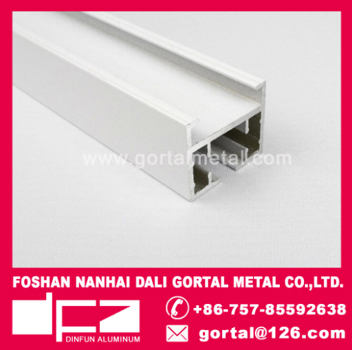 aluminum vertical blind curtain track