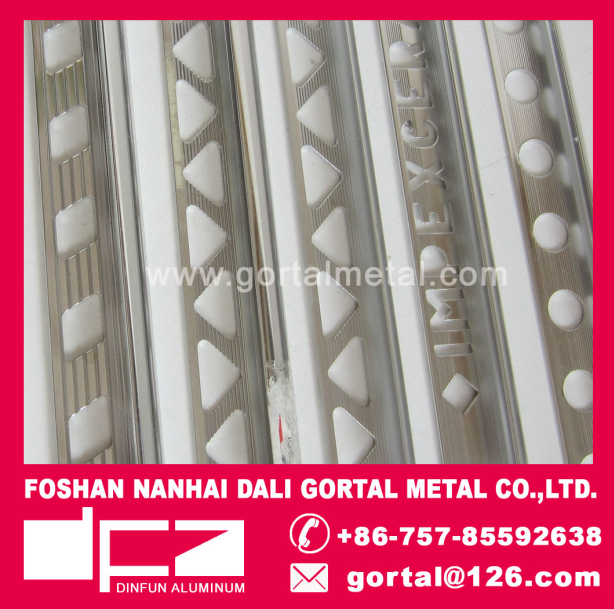 aluminum tile trim carpet trim flooring trim export to Italy Canada Afica Spain Europ