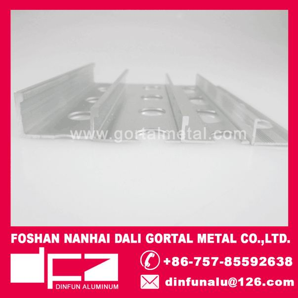 aluminum L shape tile trim edge trim export to Canada